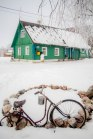 Talvine vaade Mesi tarele