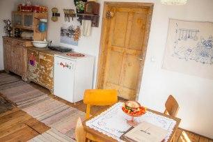 Vaade kööginurgale