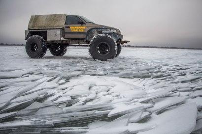 Mesi tare karakatitsaga Peipsi järvele safarisõidule!