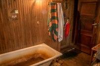 Kui saunas ei ole loputusnurka, siis leitakse lahendus!