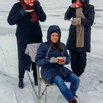 Põhjamaade toidublogijad Mesi tare karakatiga elamussafaril