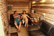 Mesi tare soome saun