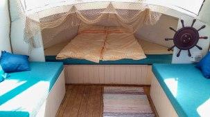 """""""MesiSpa""""s on kokku neli magamiskohta."""