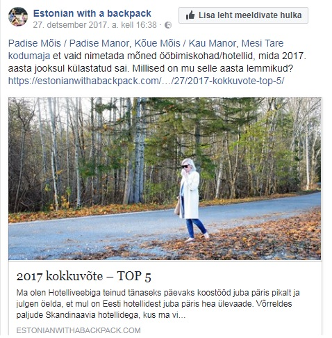 estonianwithabackpack 27.12.2017