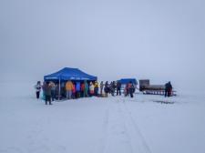 Firma talvepäevad Mesi tarega Peipsil
