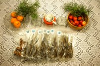 Mesi tare toidusuveniirid - vobla vaakumpakendis