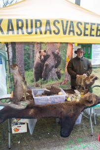 Varnja kalalaat 2018. Aare Jaama karurasvaseebid on igal aastal kohal