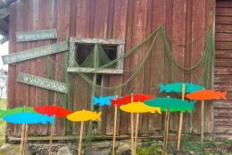 Varnja kalalaat 2018. Fotosein #varnjasadam #varnjakalalaat #varnjagram #avatudsadamad
