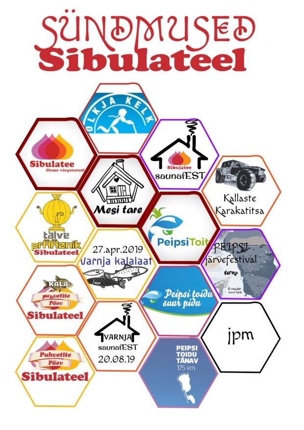 Sibulatee events (1)
