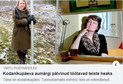 Tartu Postimees 26.11.2019